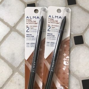 Two Almay intense I color eyeliner